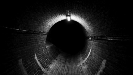 UNDER BRIGHTON. SEWER TOURS.