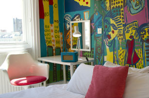Quirky Places to Stay in Brighton