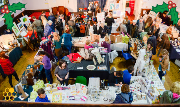 Christmas Craft Fairs & Markets - We