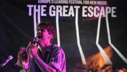 The Great Escape Festival 2012