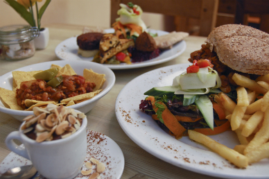 Vegan Restaurants Brighton