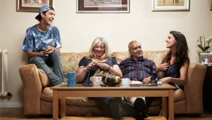 Michaels family Gogglebox