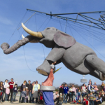 The Biggest Marionette Circus in the World