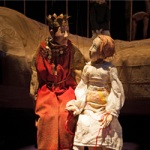 The Handless Maiden told with Puppets