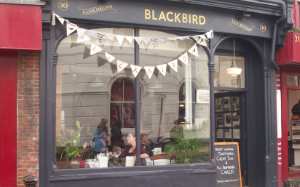 Blackbird Tea Rooms | Best Cafes Brighton