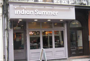 Indian Summer | Best Restaurants Brighton