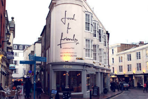 Food For Friends | Best Restaurants Brighton