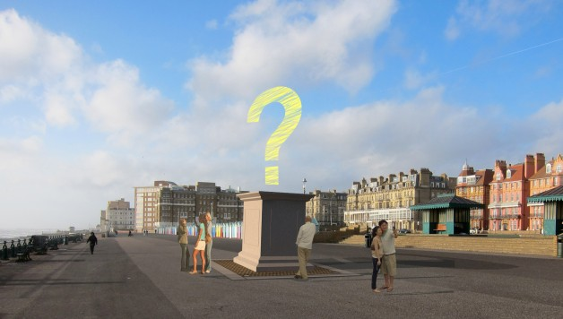Hove plinth illustration