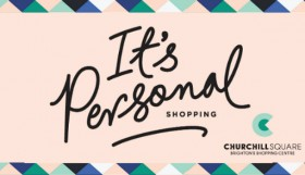 Churchill Square's New Personal Shopping Service