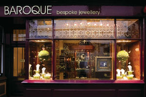 baroque bespoke jewellery