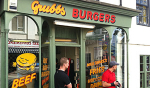 Grubbs Burgers | Best Takeaway Brighton