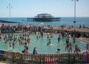 Outdoor Swimming in Brighton