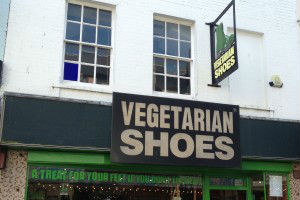 Vegetarian Shoes Brighton