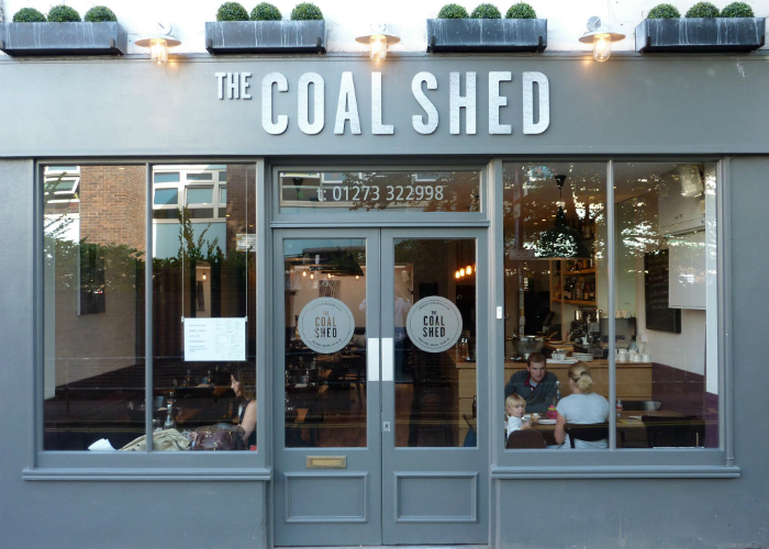 The Coal Shed Brighton Best Restaurants Brighton