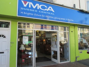 YMCA store Blatchington