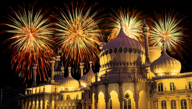 New Year's Eve Brighton 2015