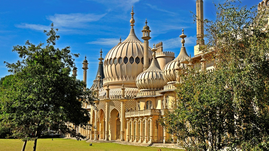 grandest buildings in Brighton