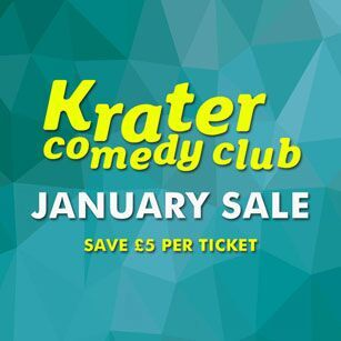Comedy Shows in Brighton January 2016