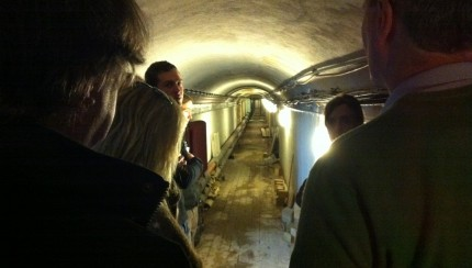 Royal Pavilion Secret Basement and Tunnel Tours
