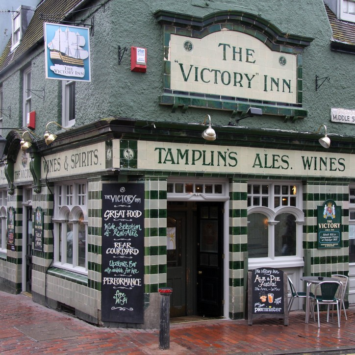 Cheap Pubs in Brighton