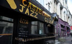 Casablanca Jazz Club | Best Nightclubs Brighton